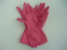 HOUSEHOLD GLOVE - PINK